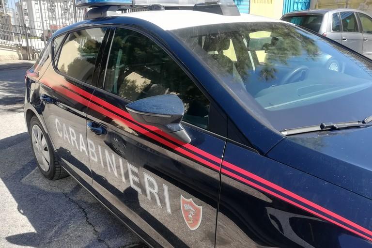 carabinieri. <span>Foto Vincenzo Cassano</span>