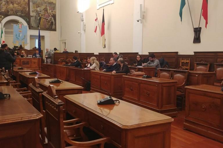 consiglio comunale di Andria