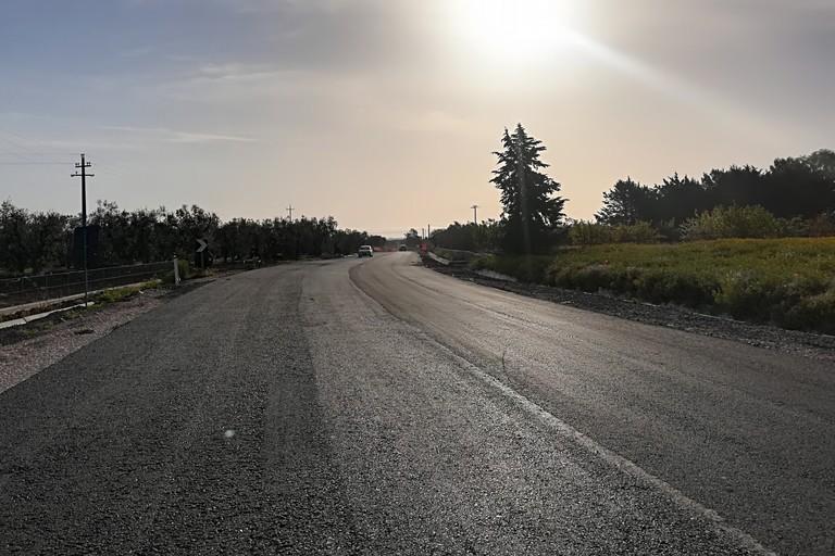Riapre la provinciale Andria Bisceglie