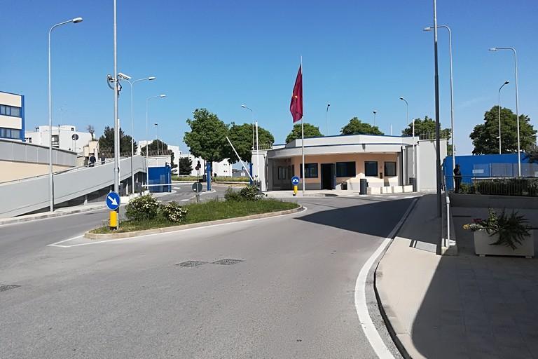 Il Polivalente della Polizia di Stato a Bari