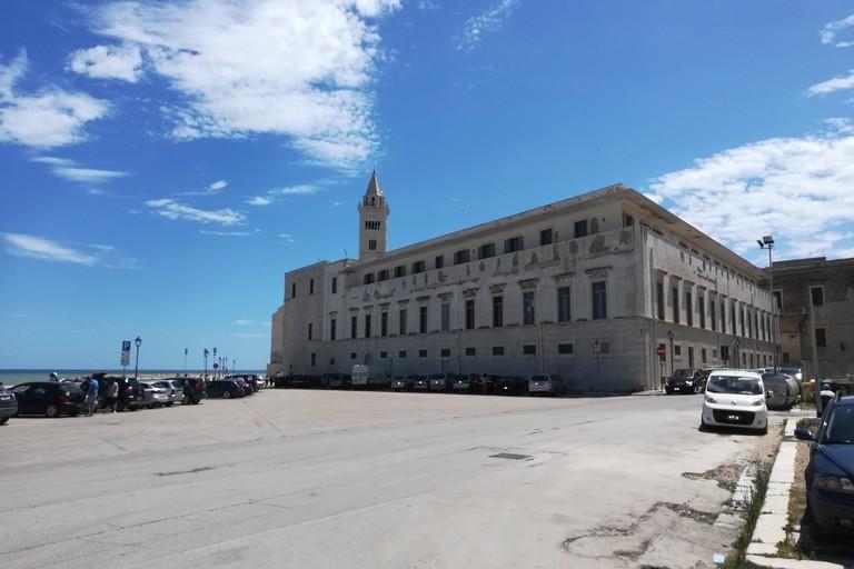 Tribunale di Trani. <span>Foto Vincenzo Cassano</span>