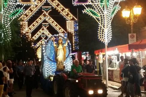 Montegrosso: i festeggiamenti per S. Maria Assunta e S. Isidoro