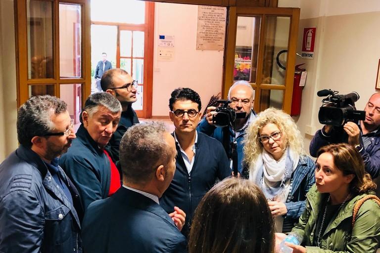 Consiglieri di opposizione al Comune di Andria