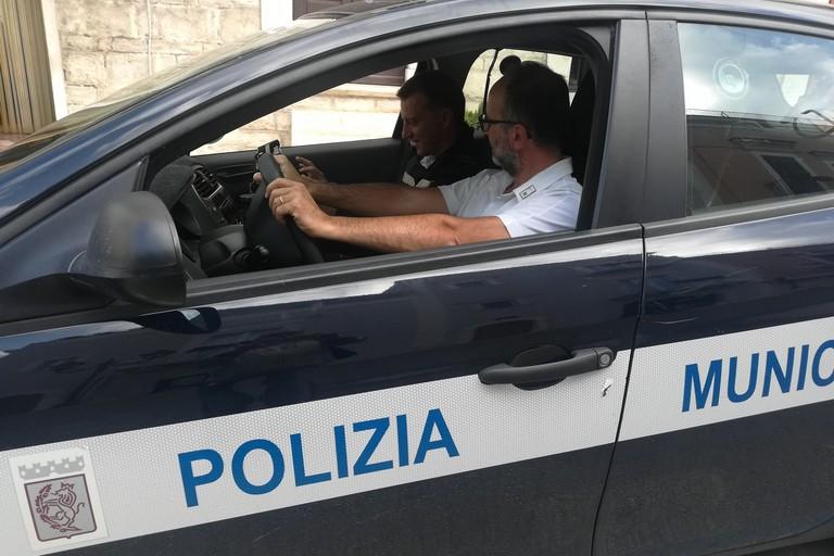 Centro storico: nuova azione di controllo da parte della Polizia locale