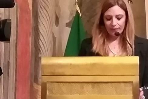 sen. Angela Bruna Piarulli