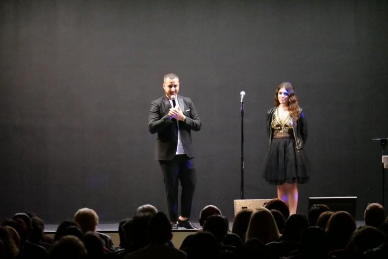 Il Gran Galà of Talent all'auditorium