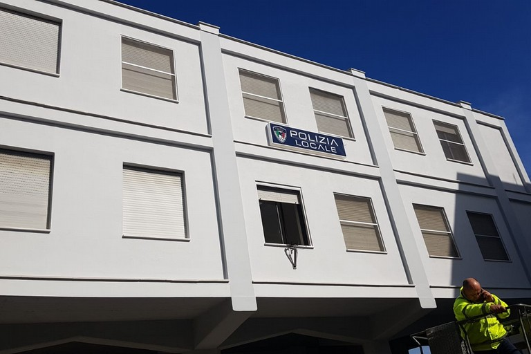 Nuova sede polizia locale