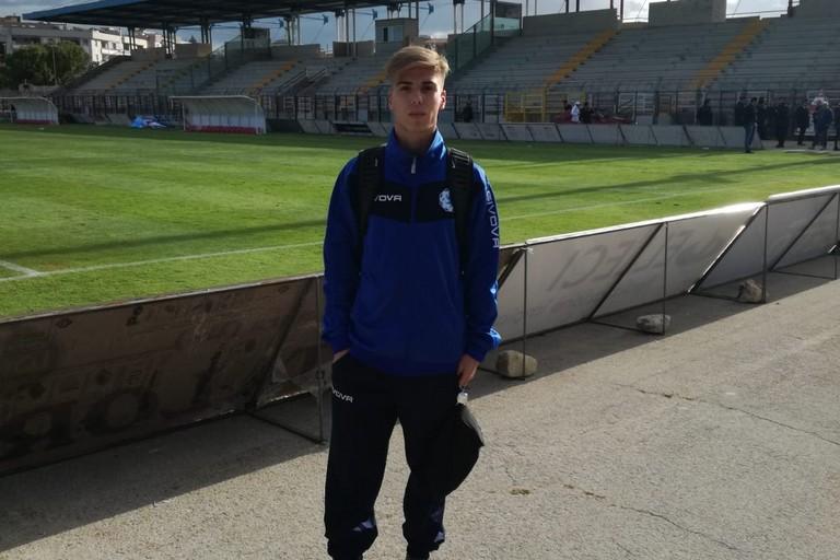 Michele Matera, centrocampista Fidelis Andria