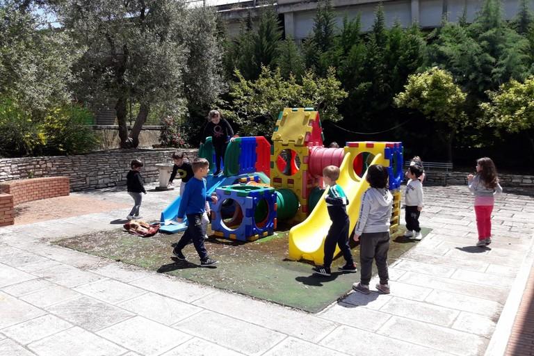 E' arrivata la primavera alla scuola dell'infanzia Suore Piccole Operaie del Sacro Cuore di Andria