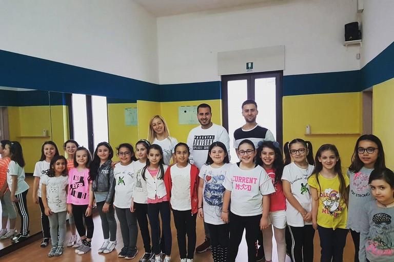 Nicola Civita con l'Accademia dei Talenti
