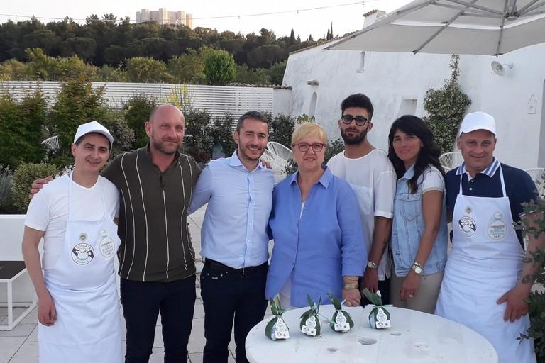 Lidia Bastianich a Montegrosso