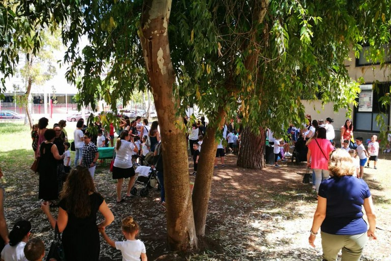Concerto di solidarietà nella scuola dell'Infanzia
