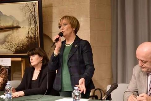 Maria Rosaria Inversi, presidente Unitre