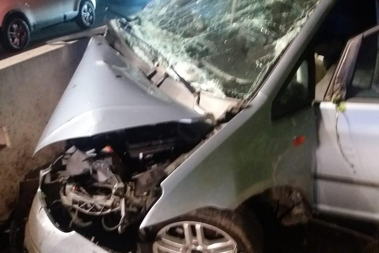 Incidente a Montegrosso