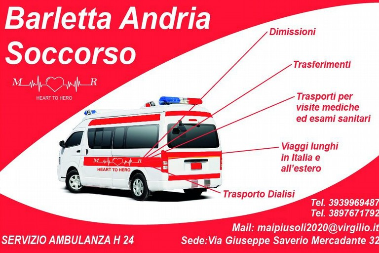 Barletta Andria Soccorso Sanitario