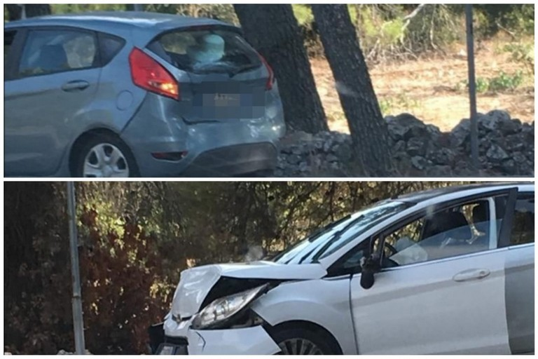Incidente castel del monte