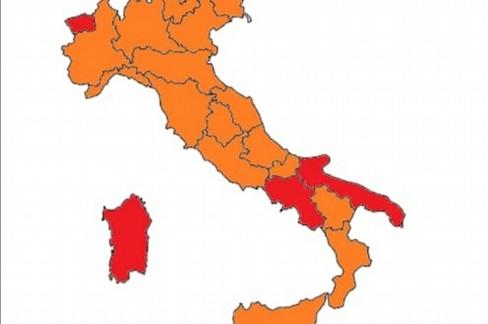 Puglia rossa