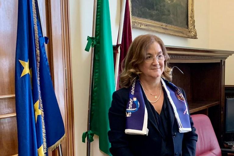 La dottoressa Isabella Fusiello a Bologna: «Non chiamatemi questora»