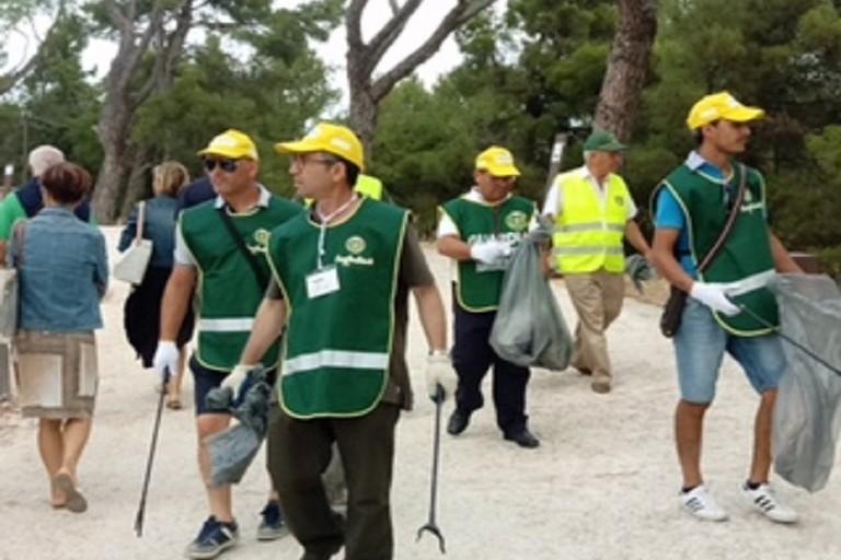 volontari di Fareambiente