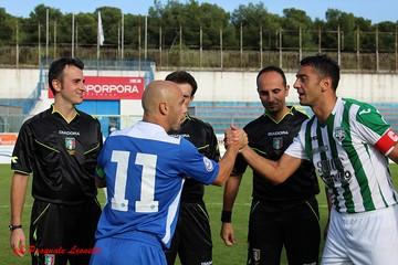 Fidelis Andria - Monopoli, il derby vinto dagli andriesi