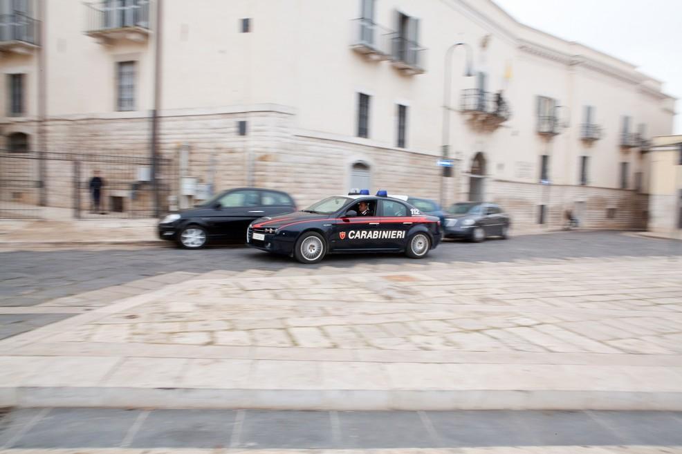 Ferragosto sicuro, rinvenuta droga nel centro storico