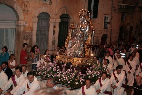 Processione Madonna dei Miracoli