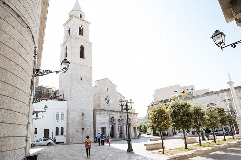 chiesa Cattedrale. <span>Foto Riccardo Di Pietro</span>