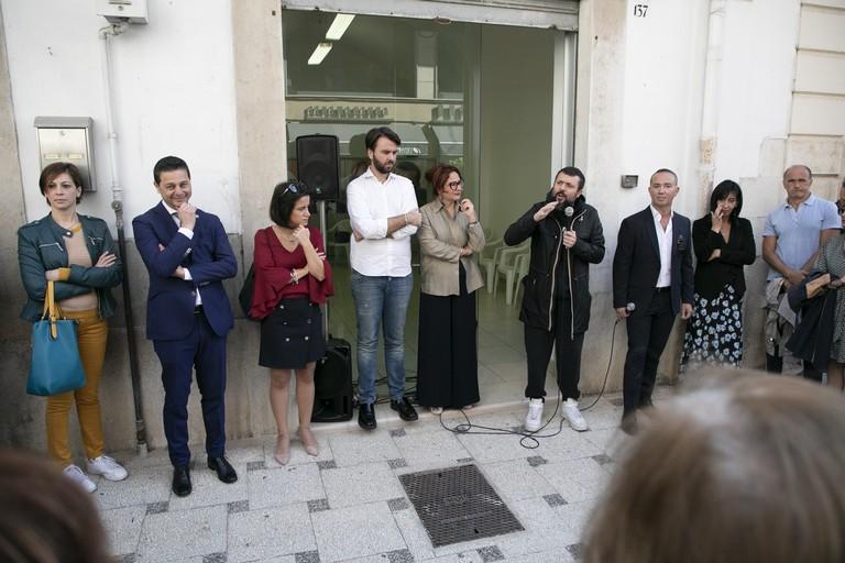 La campagna del M5S con Michele Coratella per