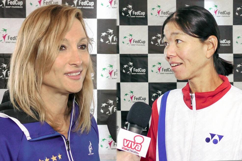Tathiana Garbin e Shi-Ting Wang (Foto Vincenzo Bisceglie)
