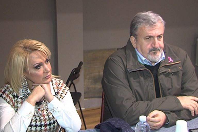 Fronte democratico: Michele Emiliano ad Andria per Laura Di Pilato