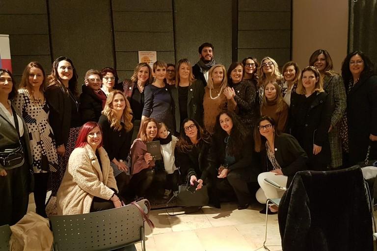 Le Amiche per le Amiche e Diunamis con Giovanna Politi