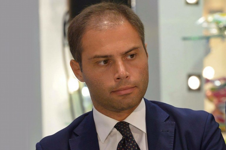 Luca Lazzàro, presidente di Confagricoltura Puglia