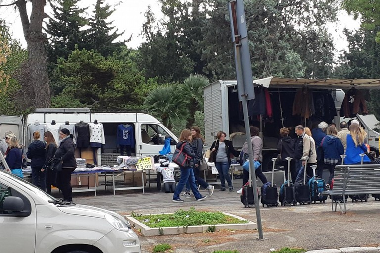 mercato settimanale di Andria