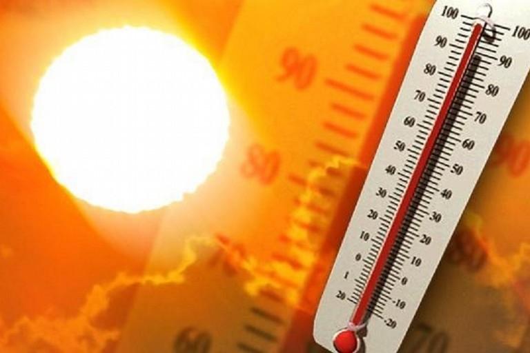 caldo e temperature elevate