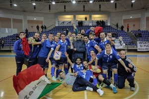Futsal Andria. <span>Foto Raffaele Petruzzelli </span>