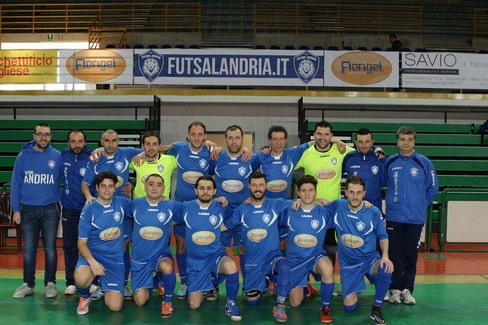squadra futsal andria mp