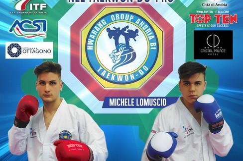 campionato it taekwondo