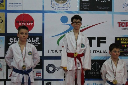 taekwondo campionato italiano