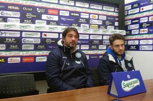 Fidelis, D'Angelo: «Questa squadra deve salvarsi»