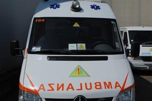 Ambulanza fronte