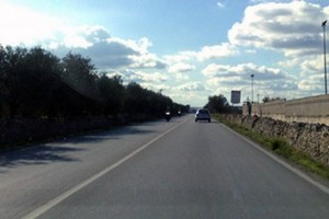 Andria - Trani strada provinciale