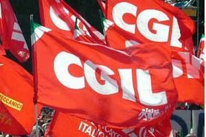 Bandiere CGIL