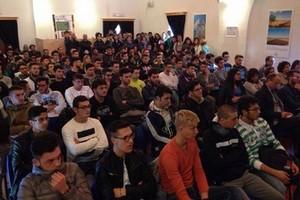 BAT: 200 giovani al barcamp su