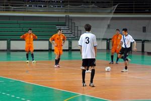 Calcio a 5 calcio d'inizio