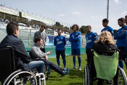 Un Calcio alle Disabilità #lafidelisperilsociale