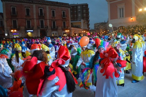 Diretta Streaming del Carnevale Coratino 2017