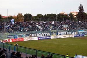 Curva Nord Stadio Andria