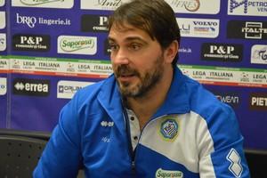Luca D'Angelo - Tecnico Fidelis Andria