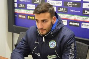 Francesco Grandolfo, attaccante Fidelis Andria