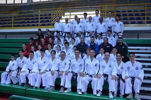 Europei taekwondo, primo test per la nazionale ad Andria